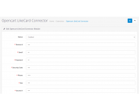 Opencart LikeCart Connector
